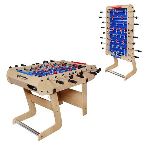 Игровой стол Настольный футбол (кикер) Fortuna Azteka FDL-420
