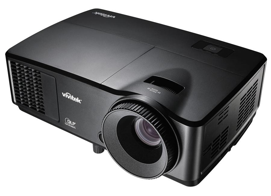 Vivitek DS234 проектор vivitek ds234 dlp 800x600 3200lm 10000 1