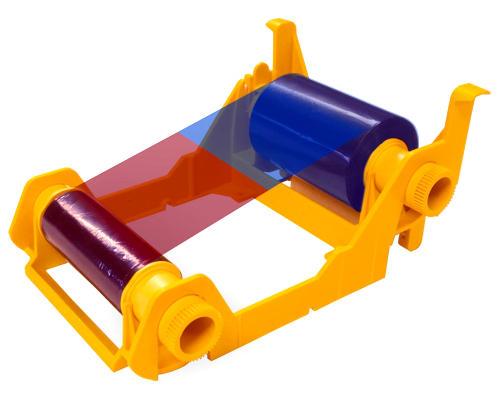 Полноцветная лента   YMCKOK 800033-348