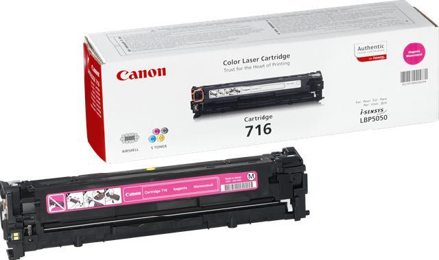 Картридж Canon 716 Magenta (1978B002)