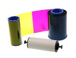 Лента для полноцветной печати Zebra YMCK 800012-445