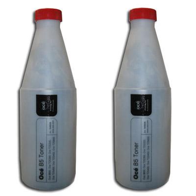 Тонер для плоттеров OCE 9600/TDS300/TDS400/TDS600 (2х0.45кг), OCE B5 (25001843/7497B003)