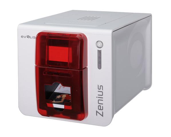 Evolis Zenius Expert Smart принтер сублимационный