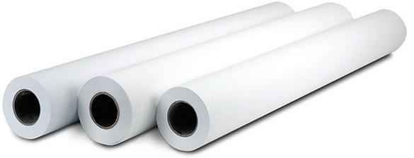 HP Matte Polypropylene, 3-in Core, L6B19A пленка self adhesive matte polypropylene 1 270x50 pp180 50