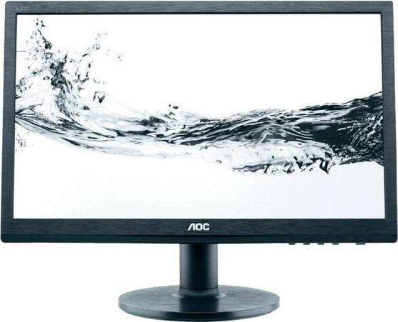 24 AOC Pro-line E2460PHU black монитор aoc i2475pxqu