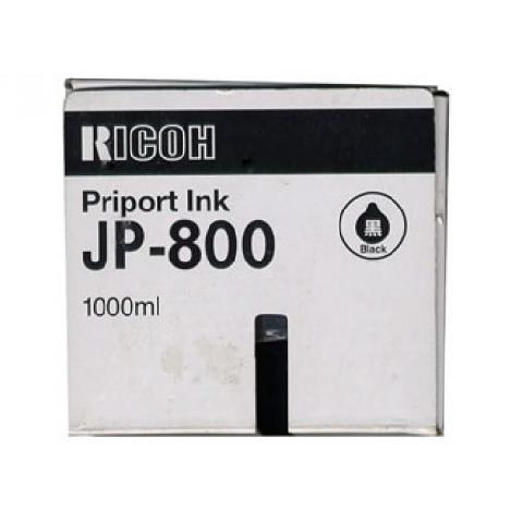 Краска коричневая Ricoh JP800 (CPI-8), 1000мл