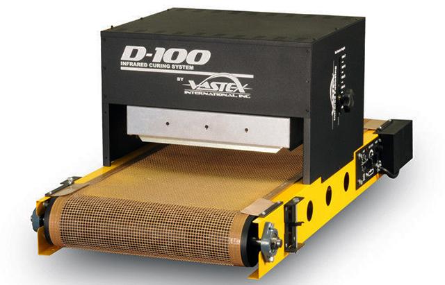 Туннельная сушка   D100