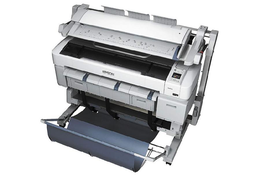 SureColor SC-T5200D MFP плоттер epson surecolor sc p8000
