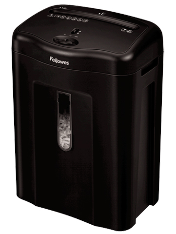 Fellowes Powershred 11C (4x52 мм) fellowes powershred 99ci black шредер