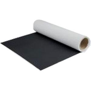 Пленка для термопереноса на ткань Hotmark Duoflex черно-белая