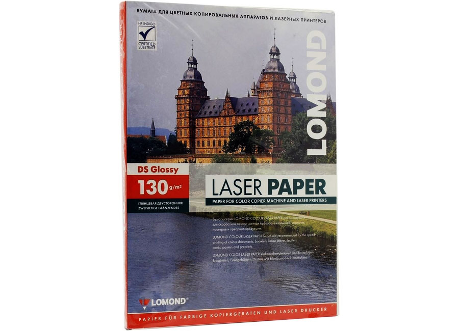 Фотобумага   Glossy DS Colour Laser Paper (0310131) от FOROFFICE
