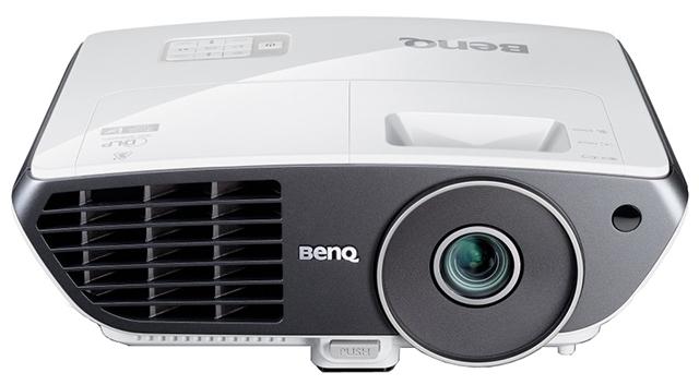 BenQ W700+ Pearl White benq benq mw526e портативный белый
