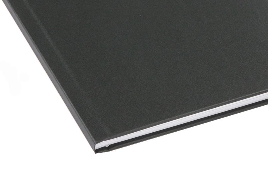 Папка для термопереплета , твердая, 160, черная папки канцелярские centrum папка регистр а4 5 см фиолетовая