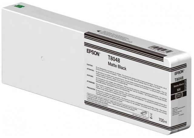 Картридж повышенной емкости с серыми чернилами T8047 (C13T804700) цены