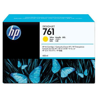 Картридж HP №761 Designjet Yellow (CM992A)