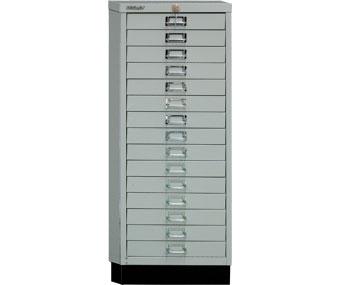 Шкаф картотечный_Bisley BA 3/15L (PC 119) Компания ForOffice 22760.000