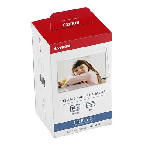 Купить Комплект расходных материалов Canon KP-108IN в официальном интернет-магазине оргтехники, банковского и полиграфического оборудования. Выгодные цены на широкий ассортимент оргтехники, банковского оборудования и полиграфического оборудования. Быстрая доставка по всей стране