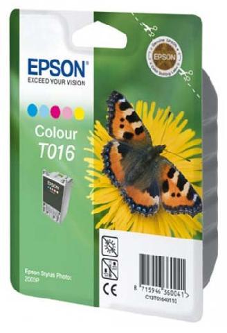 Картридж Epson C13T01640110