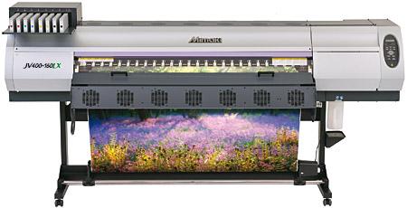 Латексные плоттеры Mimaki JV400-160 LX
