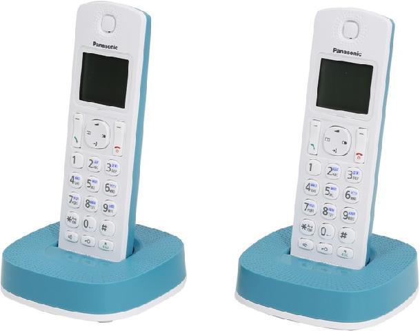 Радиотелефон Panasonic KX-TGC312RUC