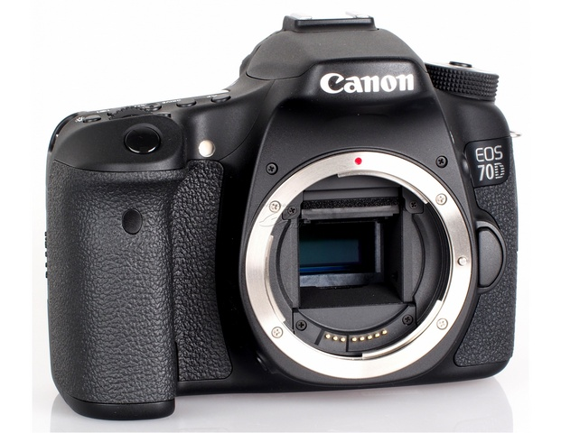 Canon EOS 70D Body eos 70d ef s