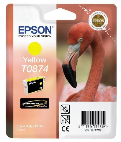Картридж Epson C13T08744010