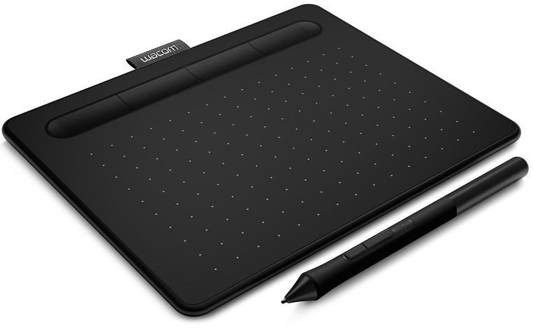 Intuos S Bluetooth, черный (CTL-4100WLK-N)