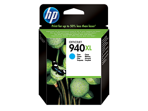 Картридж HP 940XL (C4907AE) картридж hp 940xl пурпурный [c4908ae]