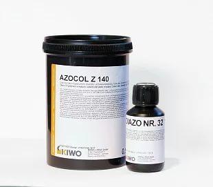 Универсальная фотоэмульсия Azocol Z140 (0.9 кг)