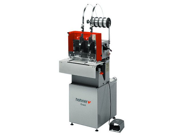 Проволокошвейная машина Hohner EXACT (1головка 52/8-S)