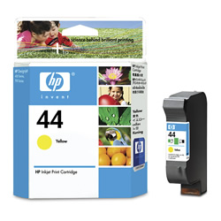 Картридж HP Inkjet Cartridge Yellow (51644Y)