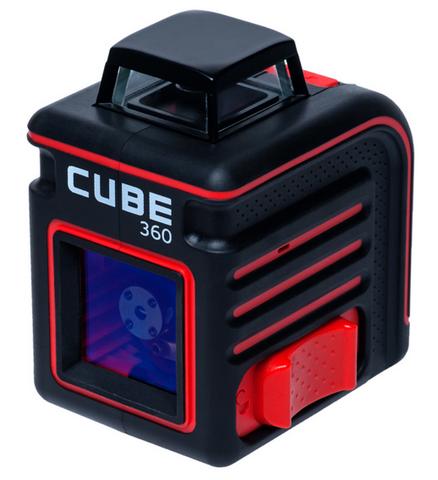 Лазерный уровень_ADA Cube 360 Basic Edition