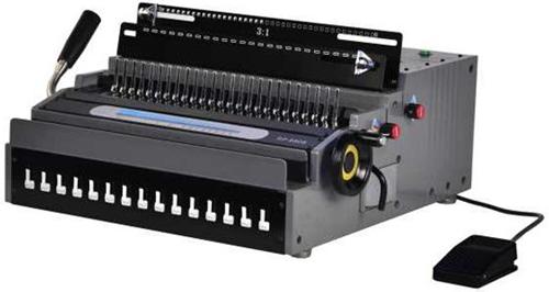 Комбинированный переплетчик Grafalex HP8808 (электрический)