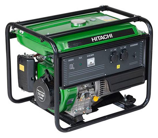 Бензиновый генератор_Hitachi E42MC