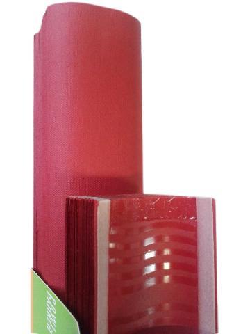 Термокорешки N3 (до 350 листов) A4 красные