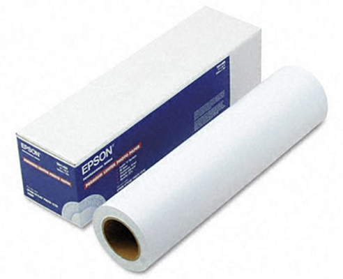 Рулонная бумага_Epson Premium Luster Photo Paper 300мм х 30м (260 г/м2) (C13S042078)