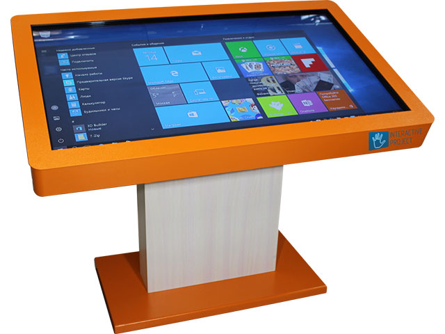 Interactive Project Touch 50 i металлический корпус