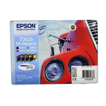 Купить Картридж Epson C13T06354A10 в официальном интернет-магазине оргтехники, банковского и полиграфического оборудования. Выгодные цены на широкий ассортимент оргтехники, банковского оборудования и полиграфического оборудования. Быстрая доставка по всей стране