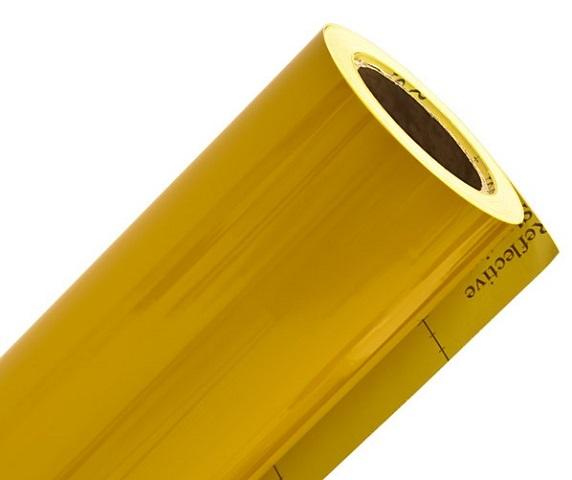 Светоотражающая пленка   серия 7200 (желтая)