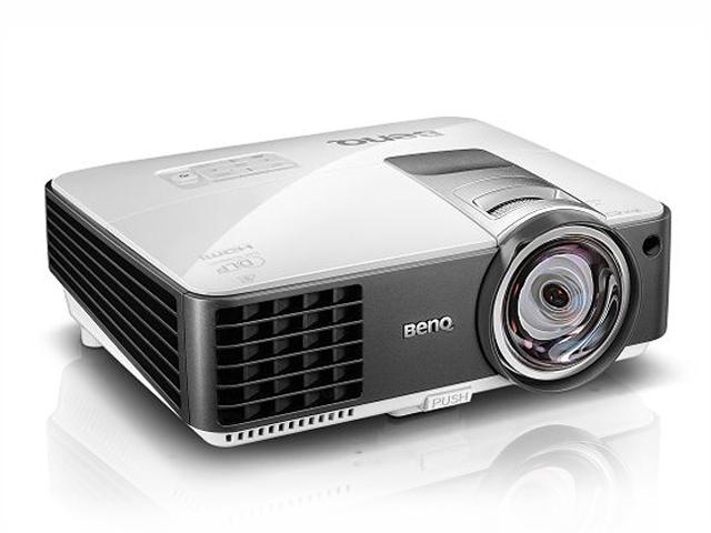 BenQ MX806ST White benq benq mx806st портативный серебристый