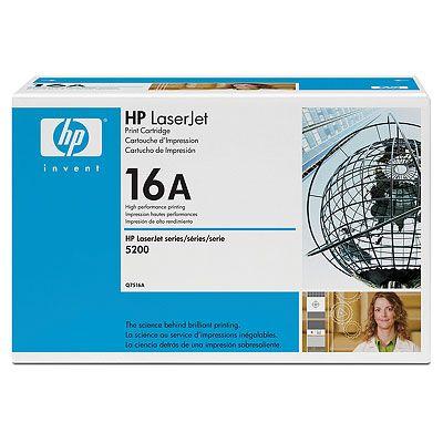 Тонер-картридж HP Q7516A тонер картридж hp q7516a lj5200