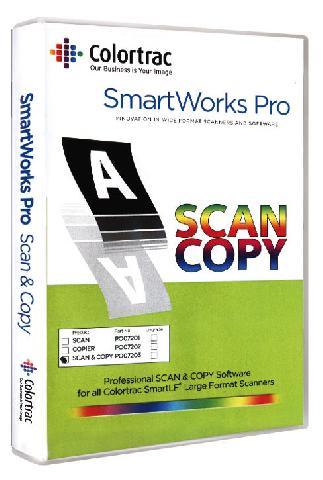 SmartWorks Pro SCAN & COPY