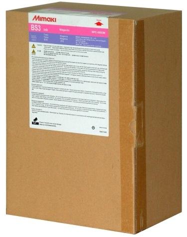 Купить Чернила Mimaki BS3 Inks Magenta (2000 мл) в официальном интернет-магазине оргтехники, банковского и полиграфического оборудования. Выгодные цены на широкий ассортимент оргтехники, банковского оборудования и полиграфического оборудования. Быстрая доставка по всей стране