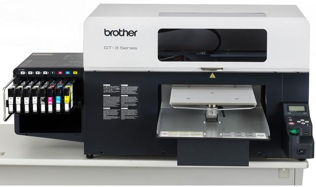 Текстильный плоттер_Brother GT-381