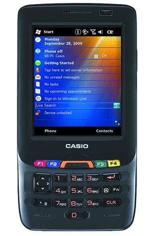 Терминал сбора данных_Casio IT-800RGC-05 Компания ForOffice 82727.000