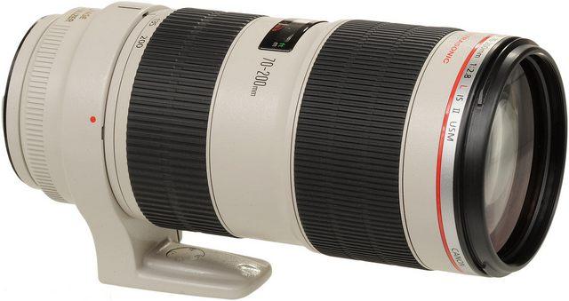 EF 70-200mm f/2.8L IS II USM genuine new canon ef 70 200mm f 2 8l f2 8 l usm telephoto zoom lens