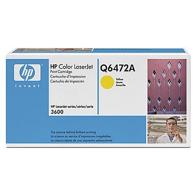 Тонер-картридж HP Q6472A hp 502a q6472a