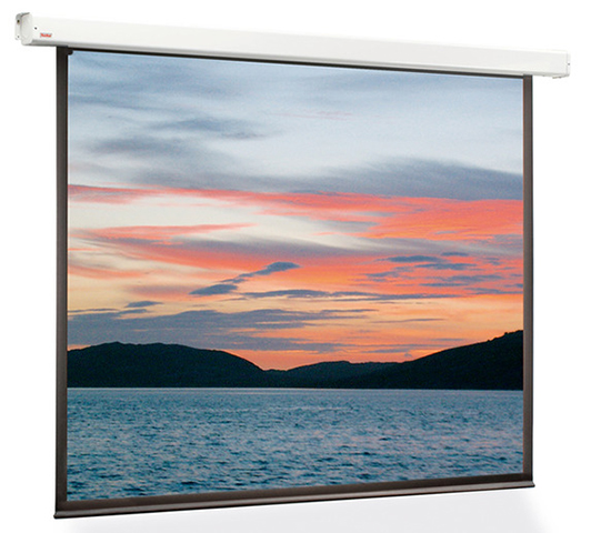 Classic Lyra 274x274 (16:9) (E 266х150/9 MW-L4/W) экран для видеопроектора viewscreen breston 16 9 274 274 mw ebr 16905