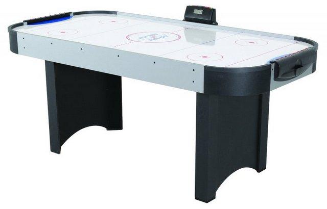 Игровой стол Аэрохоккей Atomic Blade