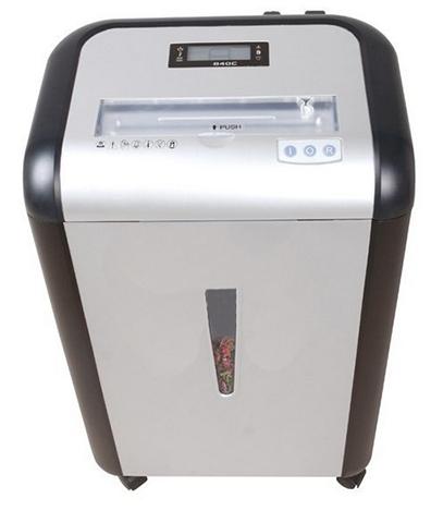 все цены на  Bulros 840S (4 мм) чёрный, с серебряными дверью и режущим блоком  онлайн